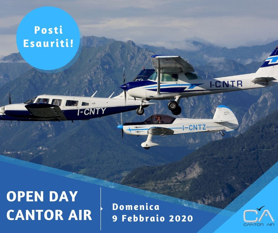 Copia di Open Day 2019 posti esauriti