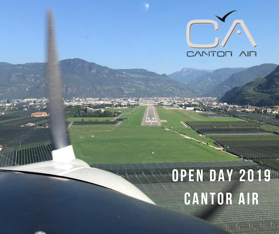 Open Day 2019 Cantor Air