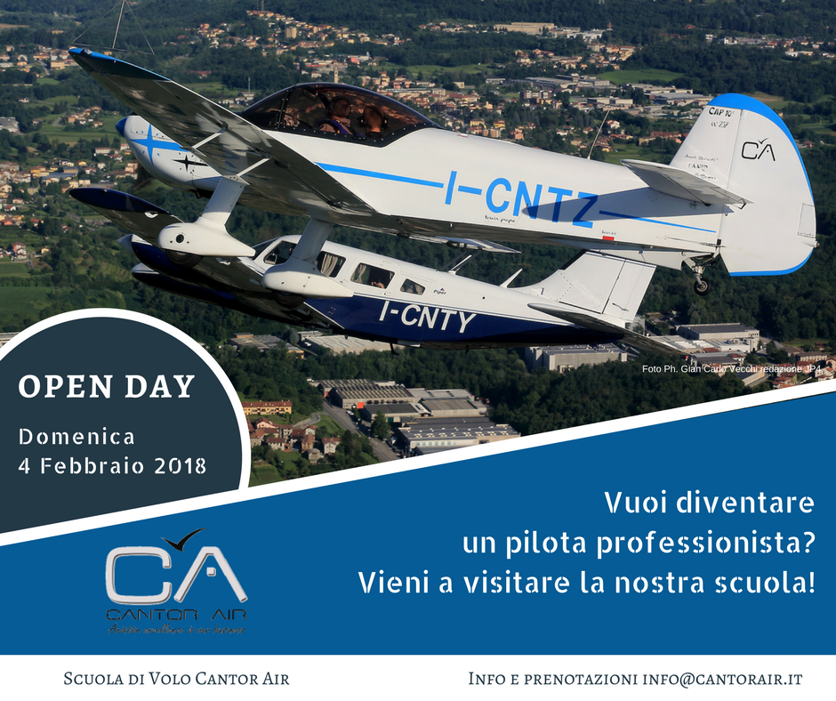 Open Day Cantor Air